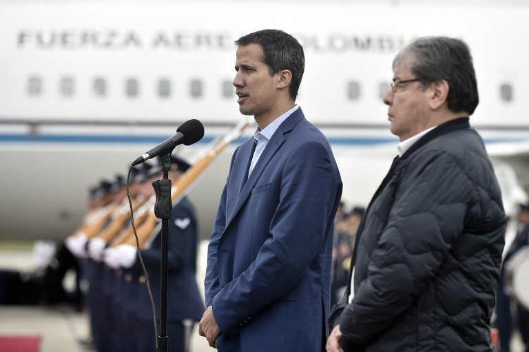 AFP / Presidencia de Colombia