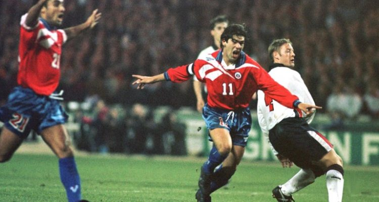 Se cumplen 21 años de Wembley: el día en que Marcelo Salas enmudeció la catedral del fútbol mundial