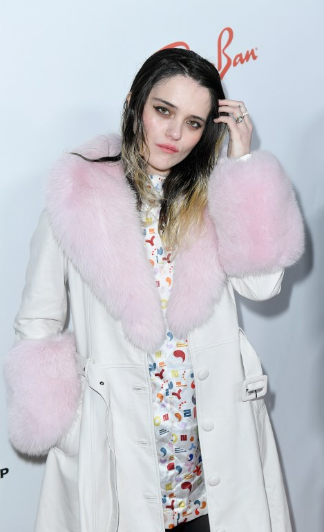Sky Ferreira | Foto por: Timothy Norris | Getty Images for for Universal Music Group | AFP