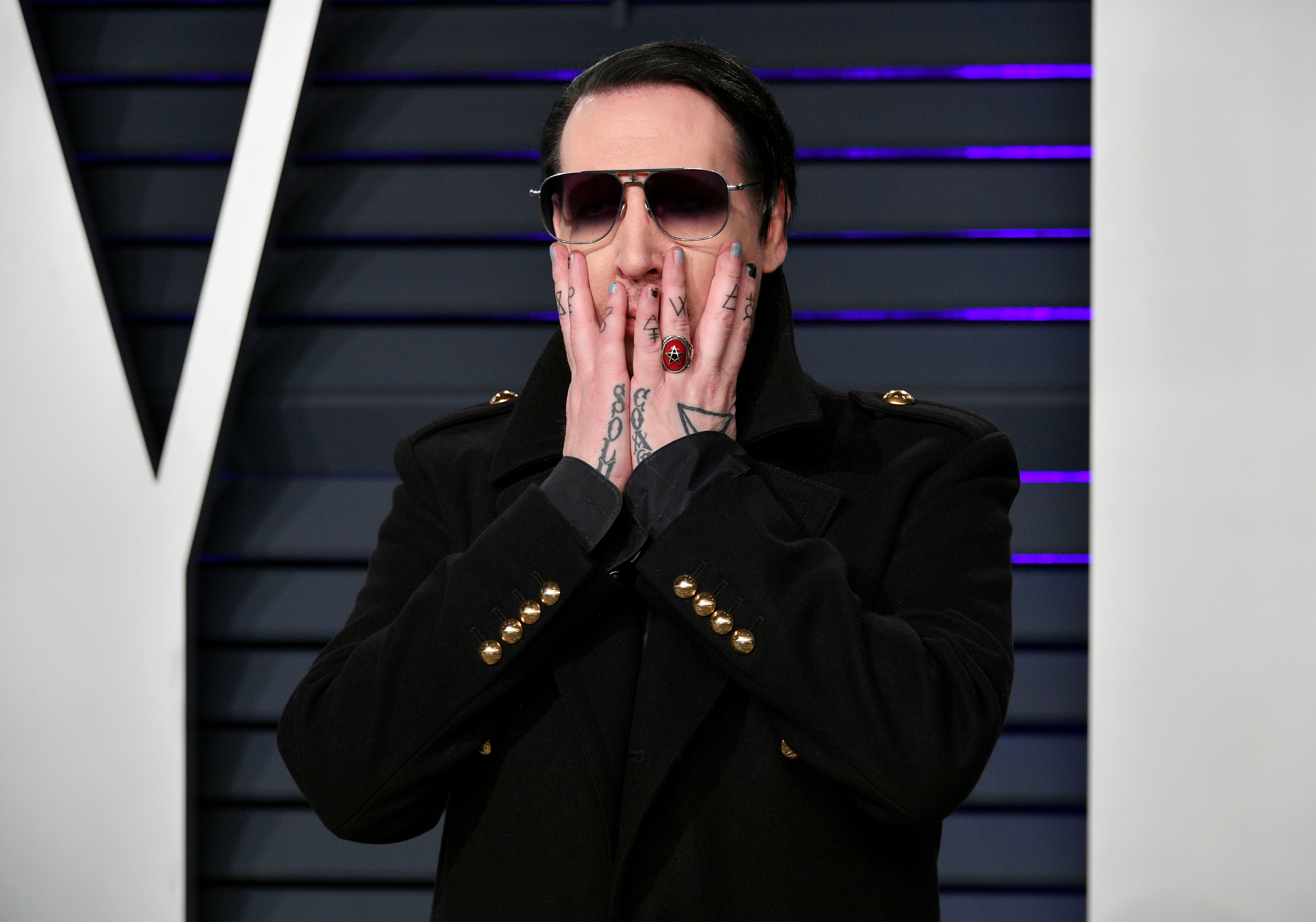 Marilyn Manson |  Dia Dipasupil | Getty Images | AFP