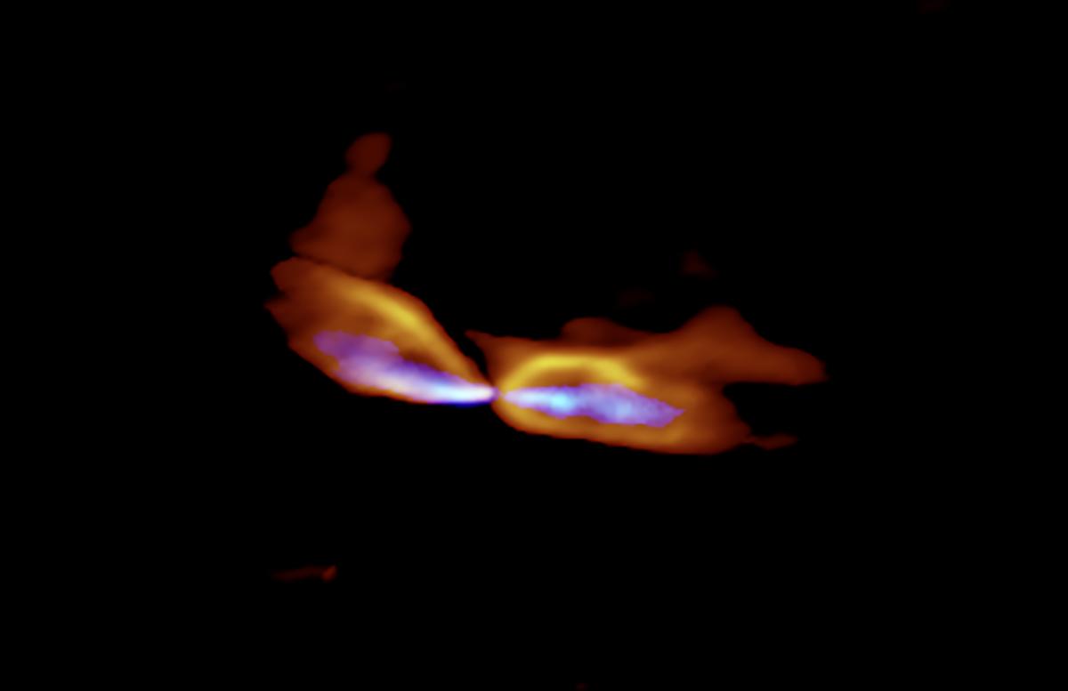 ALMA (ESO/NAOJ/NRAO), Matsushita et al