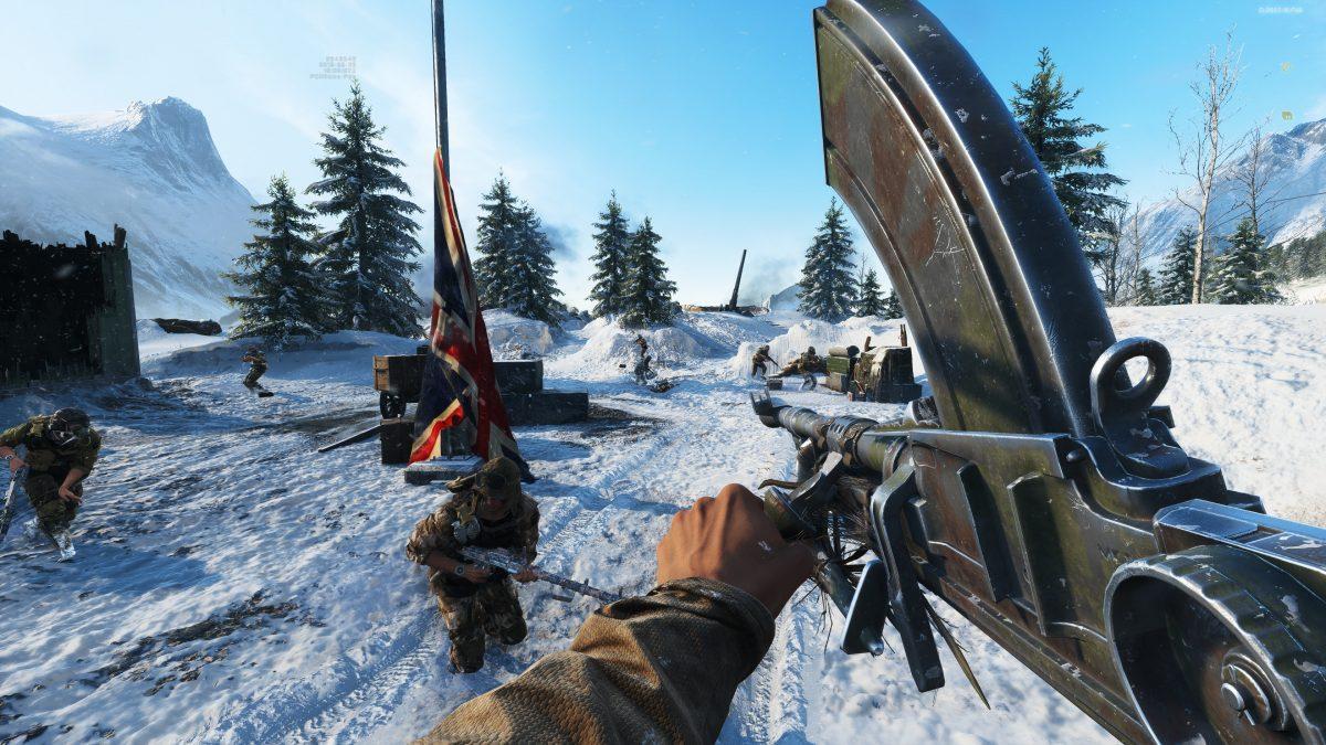 Battlefield V a pesar de vender 7 millones de copias, no ha cumplido con las expectativas de la desarrolladora.