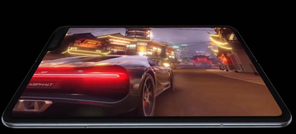 El procesador de 7nm y sus 12 GB de RAM le permiten al Galaxy Fold utilizar las aplicaciones con mayores requisitos | Samsung