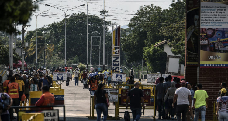Frontera con Colombia | Agence France-Presse