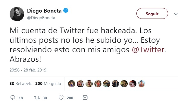 @DiegoBoneta | Twitter