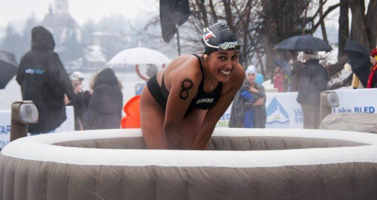 El desafío que le quita el sueño a la nadadora Bárbara Hernández: