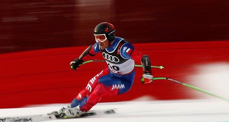 Esquiador chileno Henrik von Appen sufrió durísimo accidente mientras competía en Suecia
