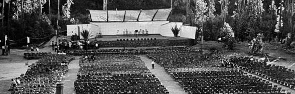 Escenario de 1960 | Municipalidad de Viña del Mar