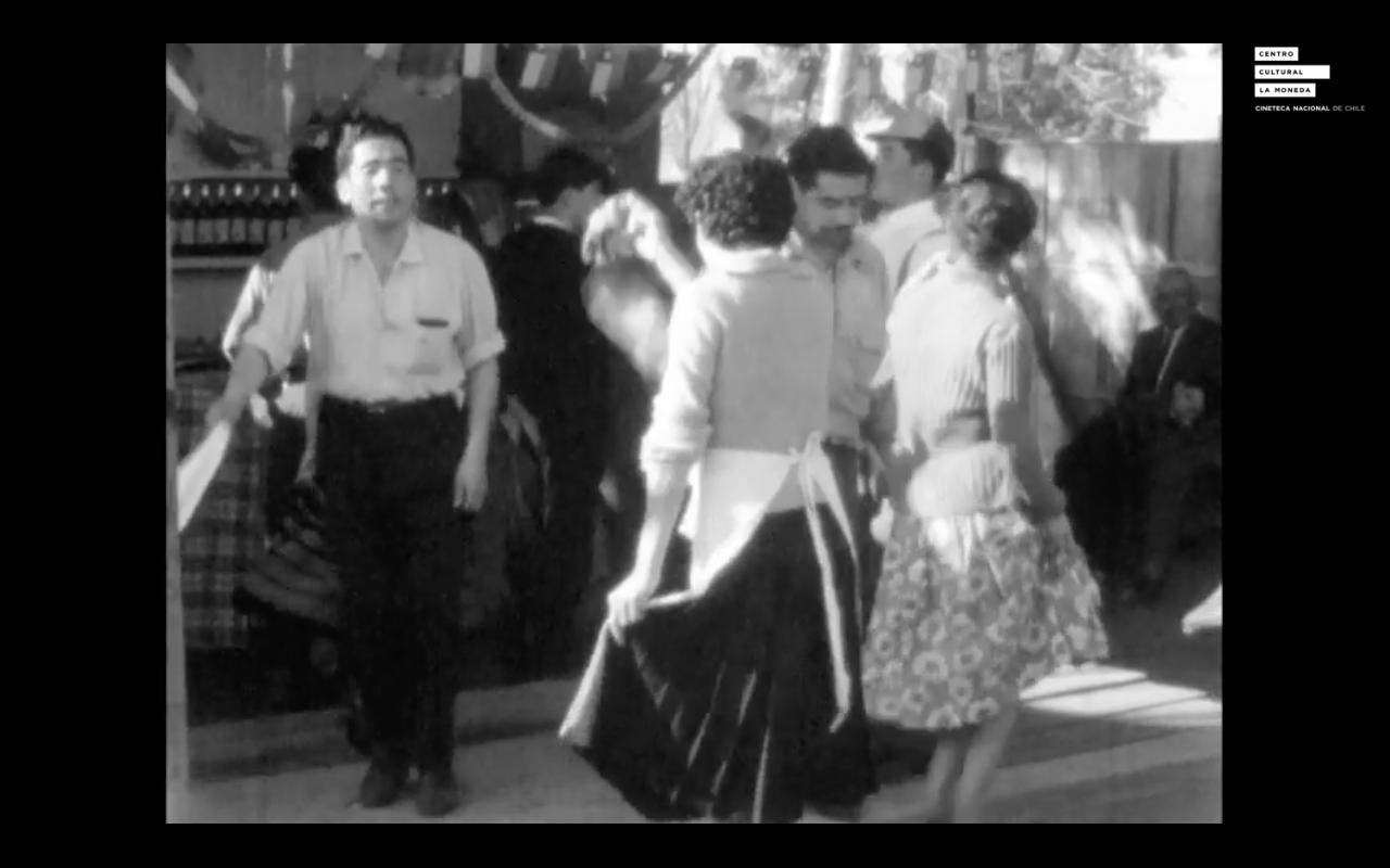 Fiestas Patrias en 1960