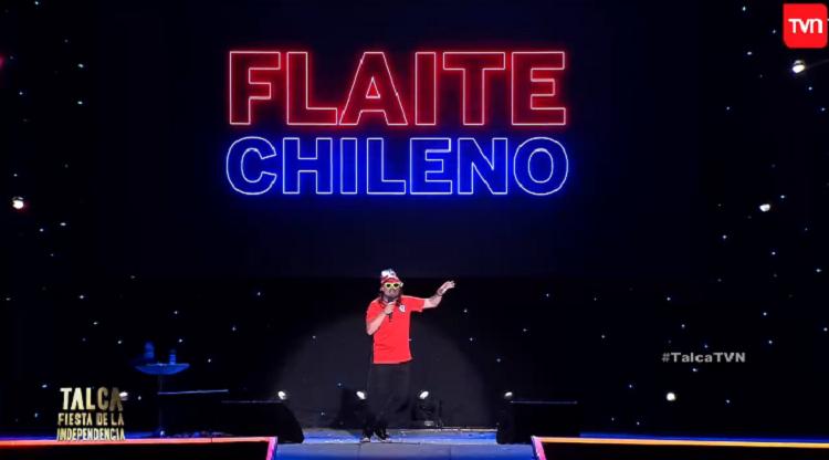 Flaite Chileno