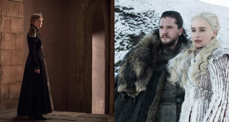 Nuevas Imágenes De Game Of Thrones 8 Muestran Por Primera Vez A
