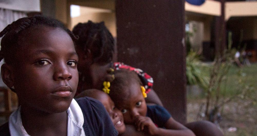 Roger Lemoyne / UNICEF