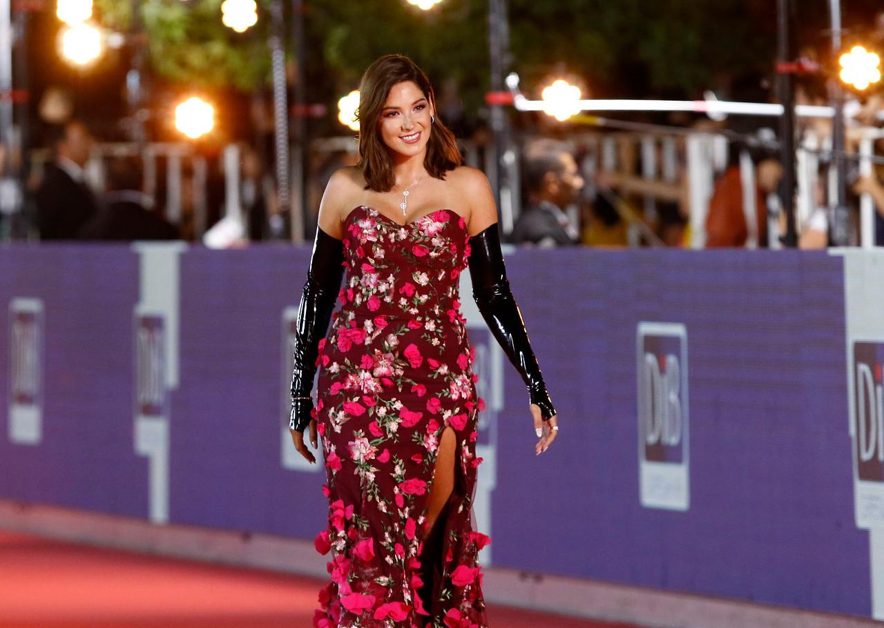 fad8f53bb Revisa todos los vestidos de la Gala del Festival de Viña del Mar ...