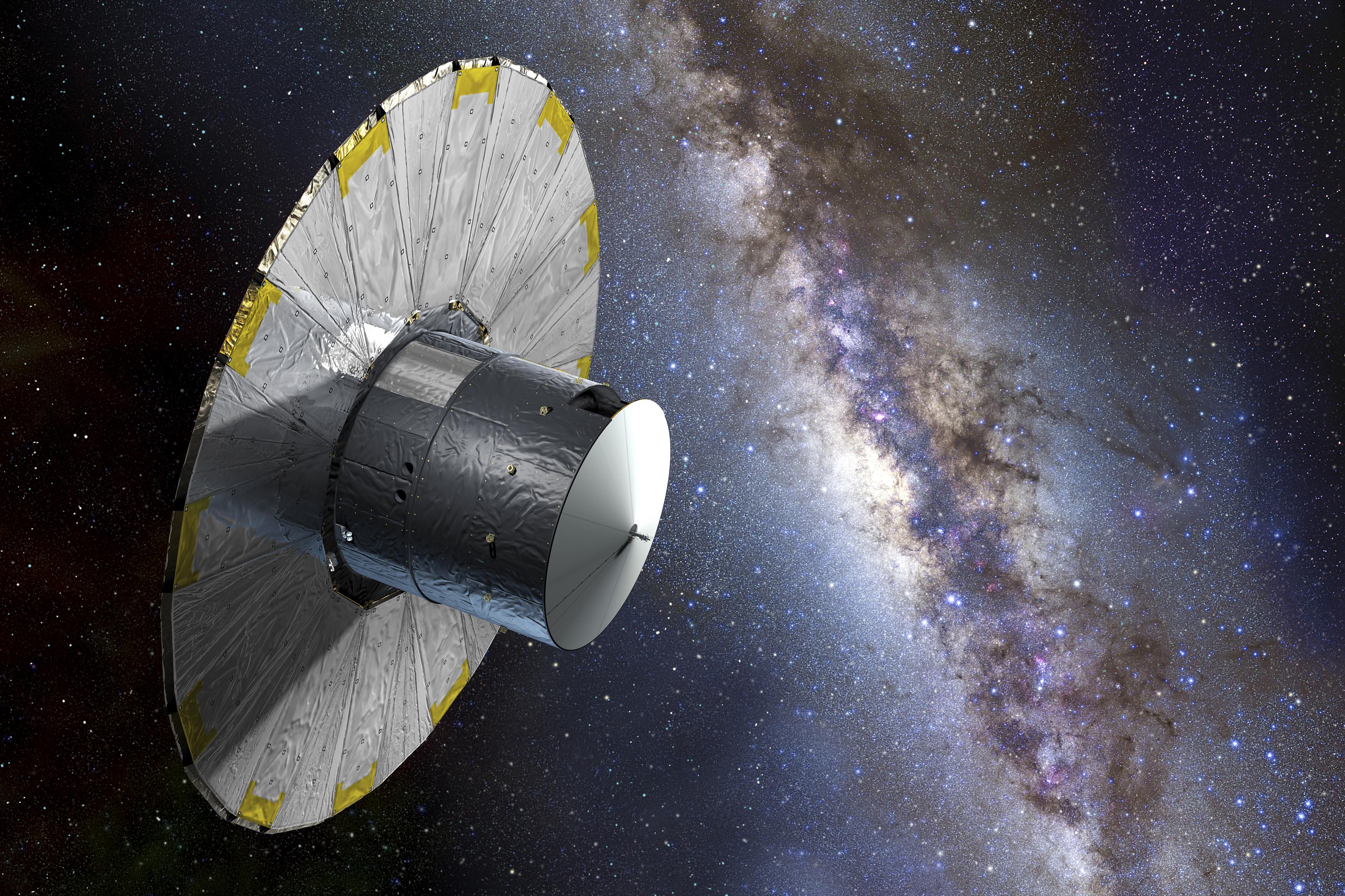 Telescopio estelar Gaia | Agencia Espacial Europea