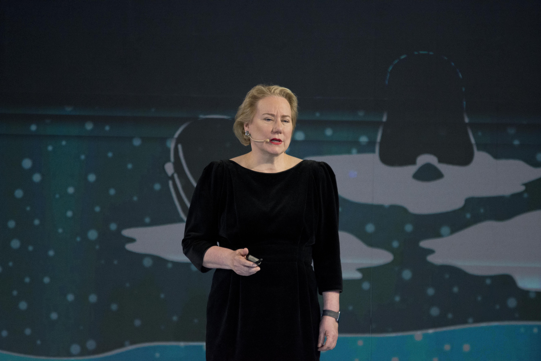 Ann Olivarius | Congreso Futuro
