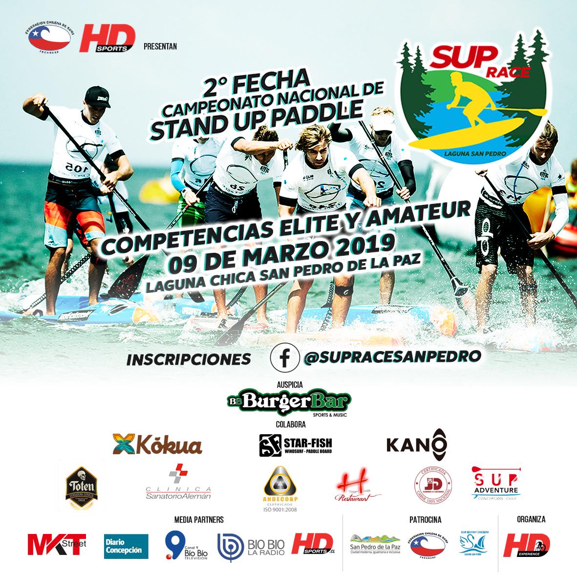 SUP Race San Pedro