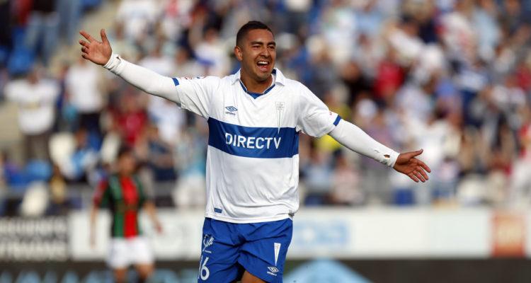 Pese a que todavía no ha firmado el contrato, Jeisson Vargas ya entrena con el plantel de la UC