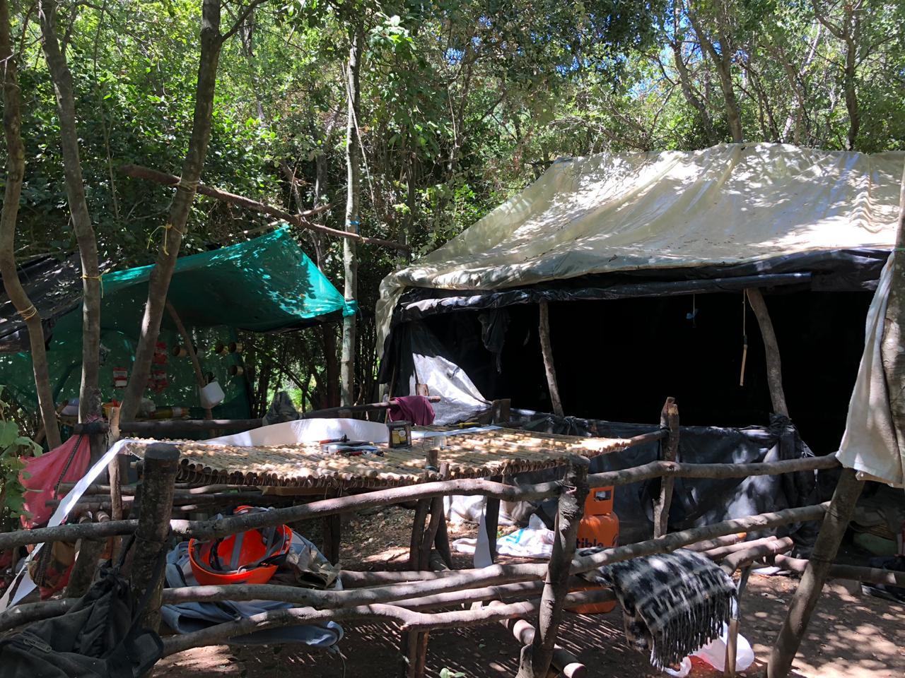 Campamento de los cuidadores | PDI