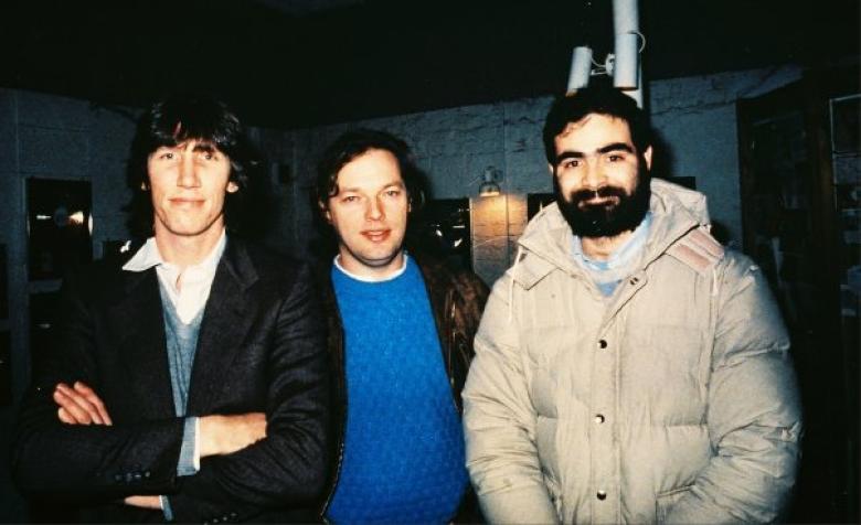 Roger Waters, David GilmourDe y Hugo Zuccarelli - Fabiobuchanan - Trabajo propio, CC BY-SA 4.0