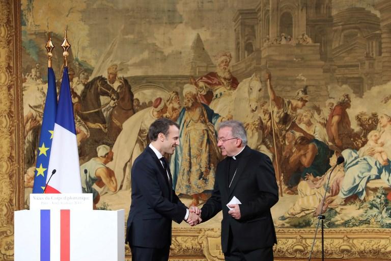 Ludovic Marin / Agencia France-Presse