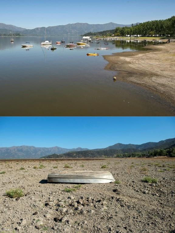 Antes (2013) y después (2019) | Christian Miranda y Martín Bernetti | Agence France Presse