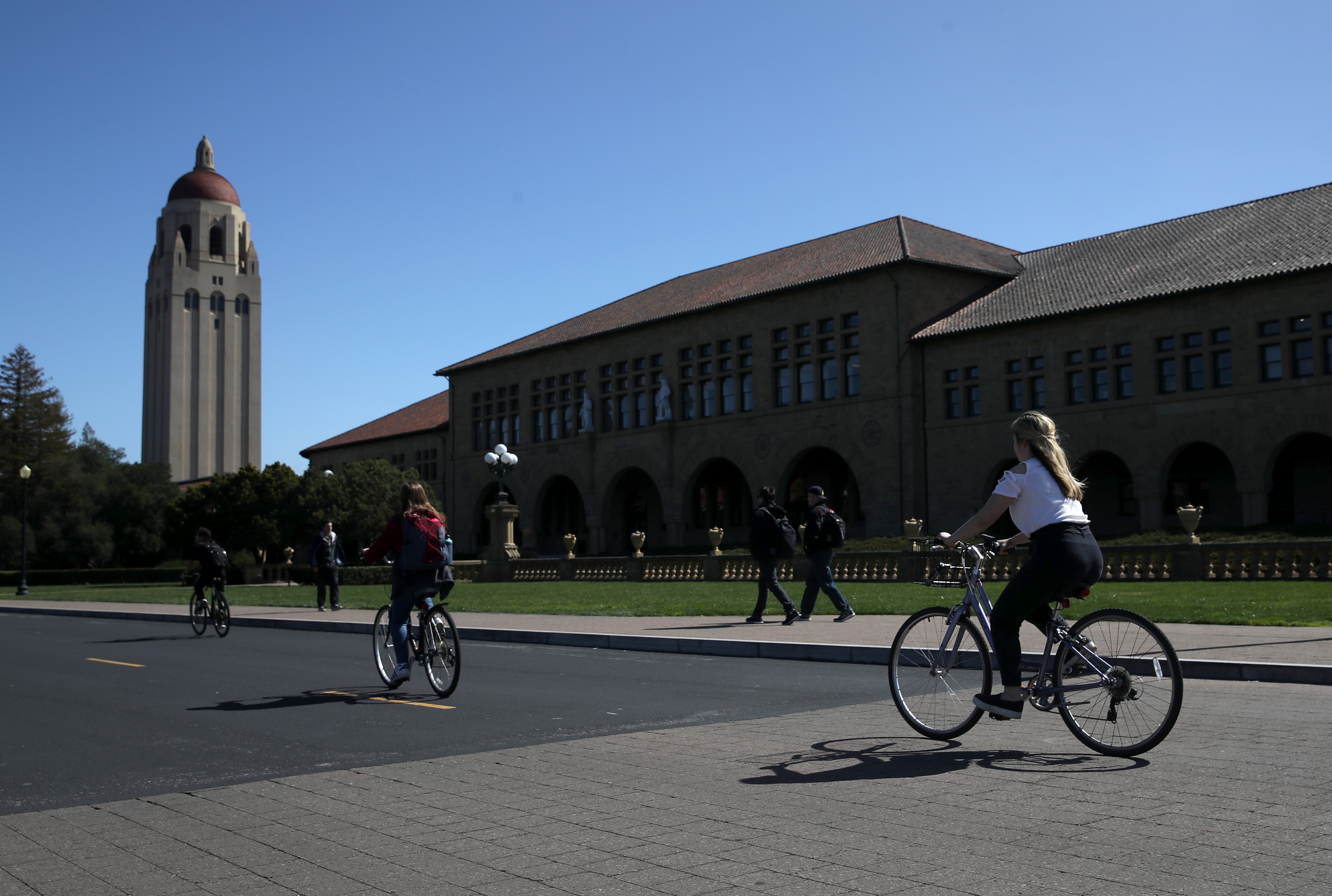 Universidad de Stanford | Agence France-Presse