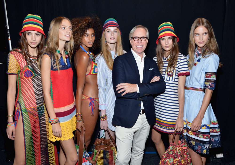 Grant Lamos IV/Getty Images for Tommy Hilfiger/AFP