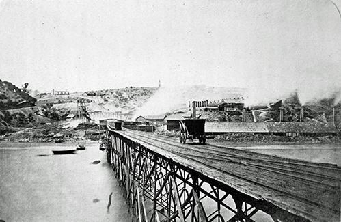 Patrimonio Industrial Bío Bío | Jorge Munday | 1864