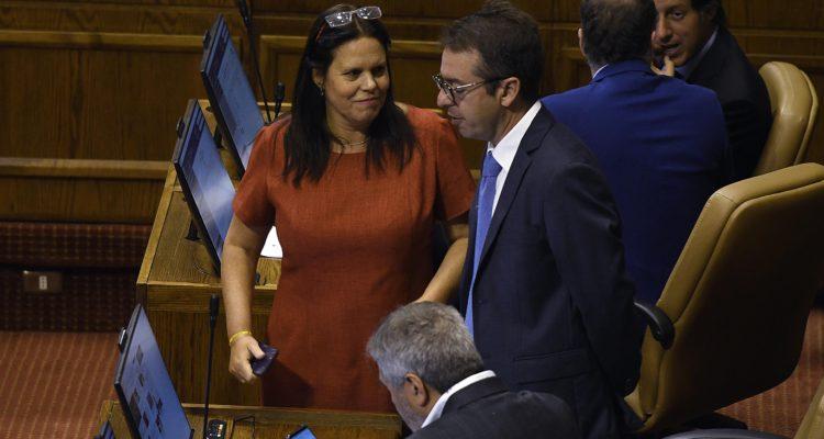 Contexto | Maya Fernández y Gabriel Silber | Pablo Ovalle | Agencia UNO