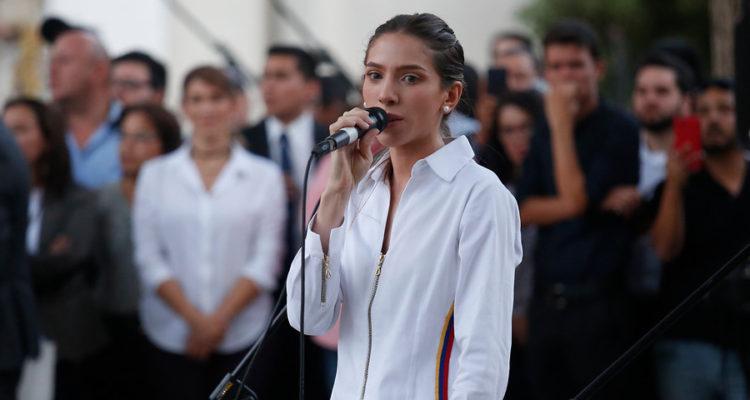 Fabiana Rosales | Sebastian Borgca | Agencia UNO