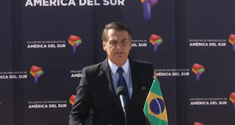 Jair Bolsonaro | Sebastian Beltran | Agencia UNO