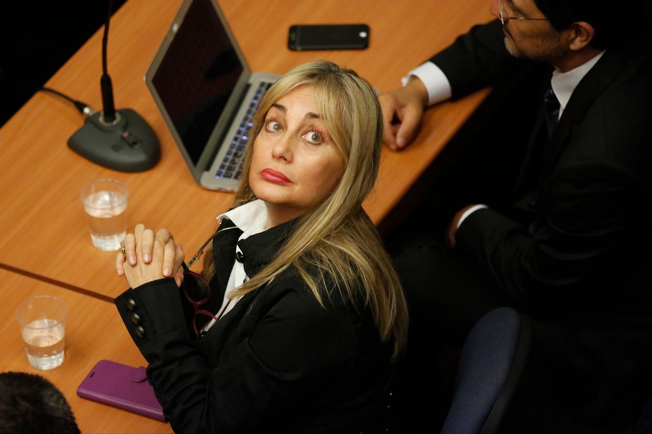 Exdiputada Marta Isasi | Juicio oral Caso Corpesca | AgenciaUNO