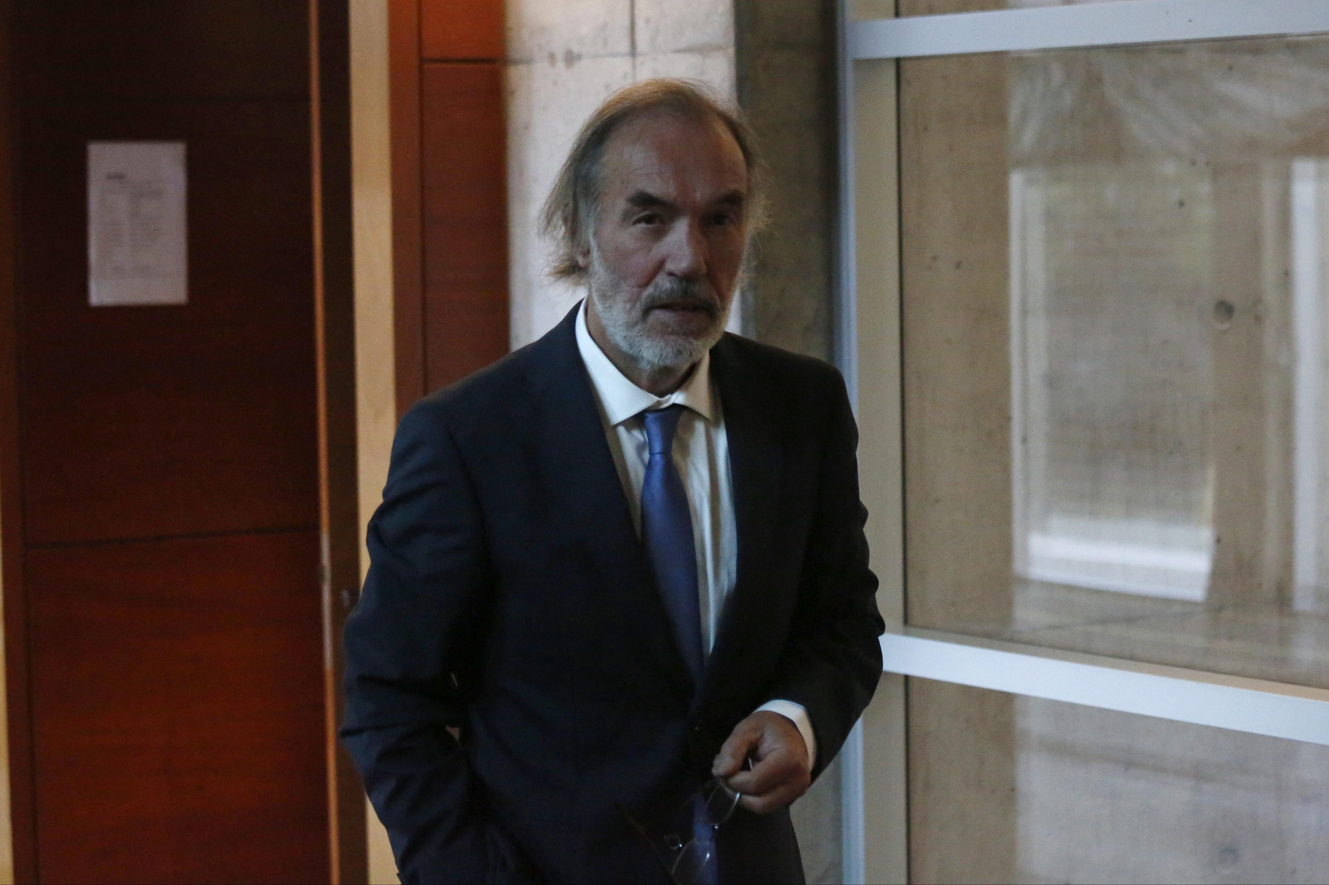 Jaime Orpis en la segunda jornada de juicio oral | Sebastián Brogca | Agencia UNO