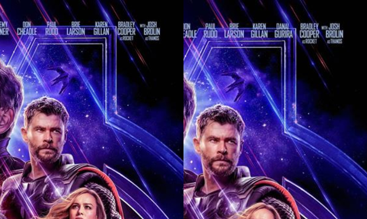 Marvel Publishes Poster Avengers Endgame After Being Criticized