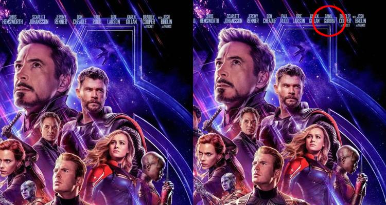 Marvel Edita Póster De Avengers Endgame Tras Llenarse De Críticas