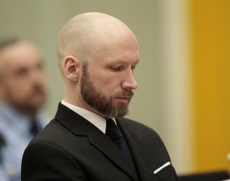 Anders Behring Breivik | ARCHIVO | Agence France-Presse