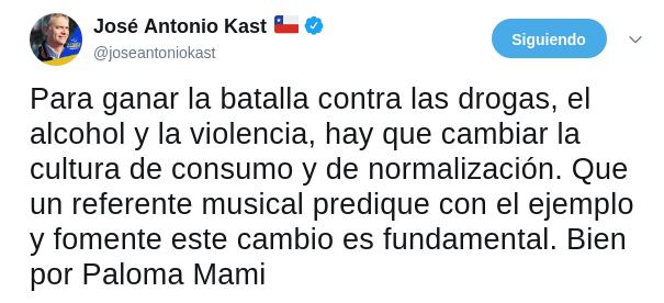 José Antonio Kast | Twitter