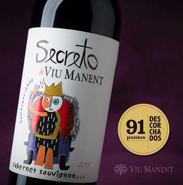 Viu Manent Winery | Instagram