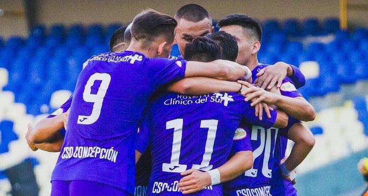 Duelo con tradición: CDF transmitirá el partido de Concepción y Wanderers por Copa Chile