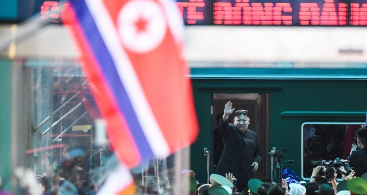 Kim Jong Un | Agence France-Presse
