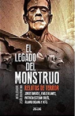 El legado del Monstruo, Editorial Zig Zag (c)