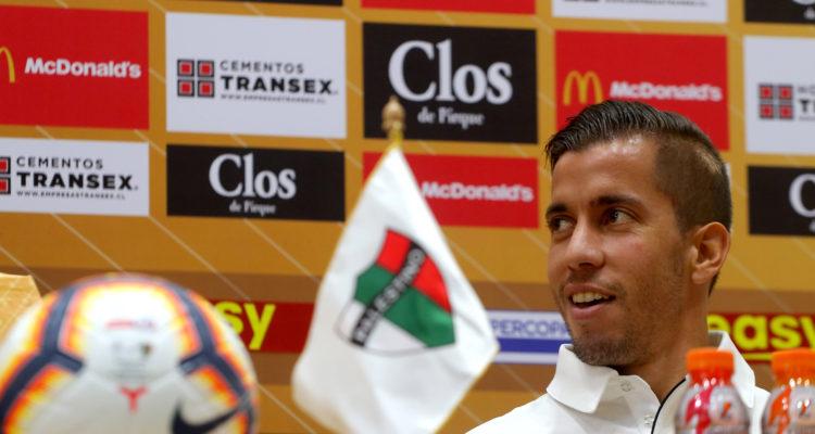 Agustín Farías le entrega el favoritismo a la UC: