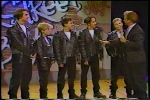 Backstreet Boys en 1993   6 News