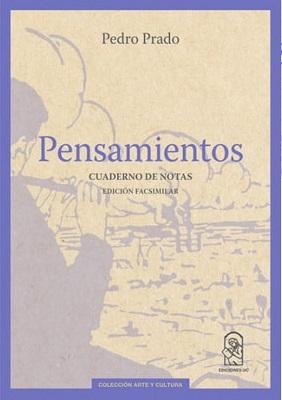 Pensamientos de Pedro Prado, ediciones UC (c)