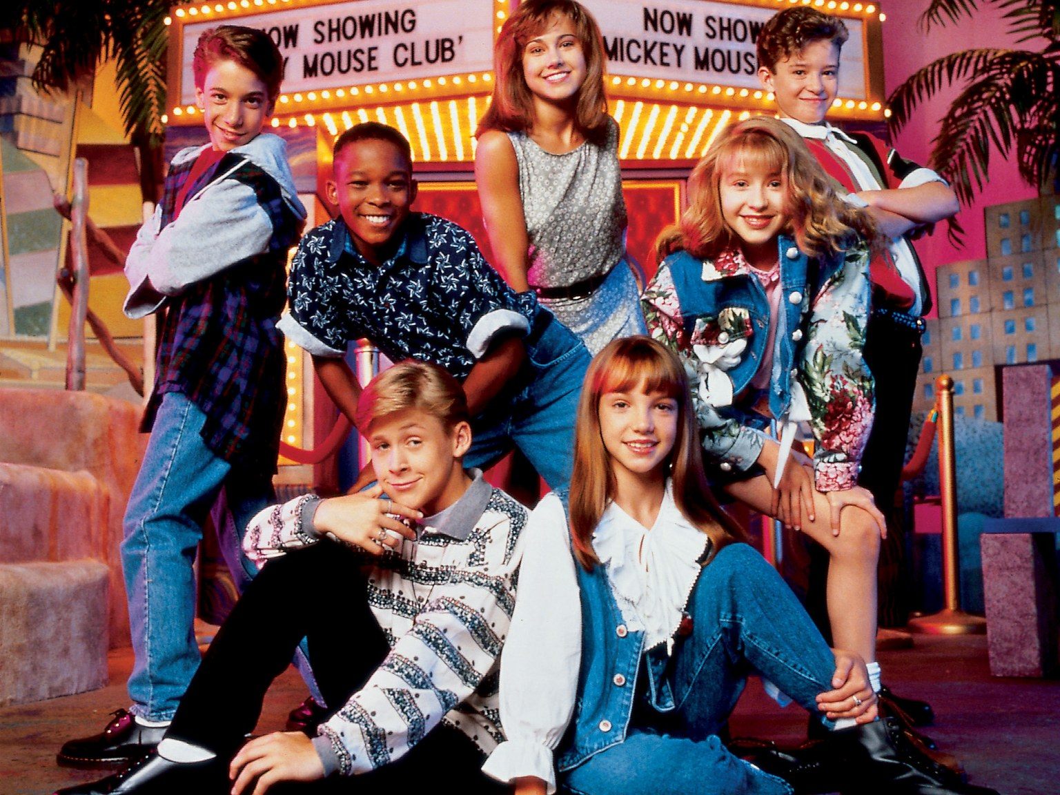 ryan gosling the mickey mouse club