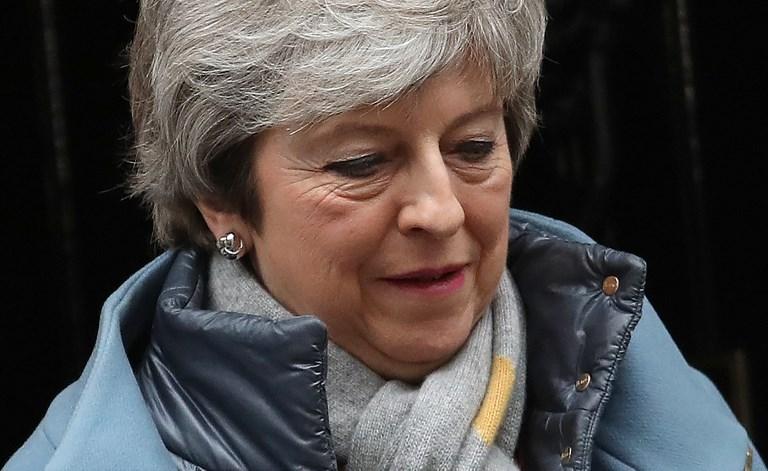 Theresa May | ARCHIVO | Agence France-Presse
