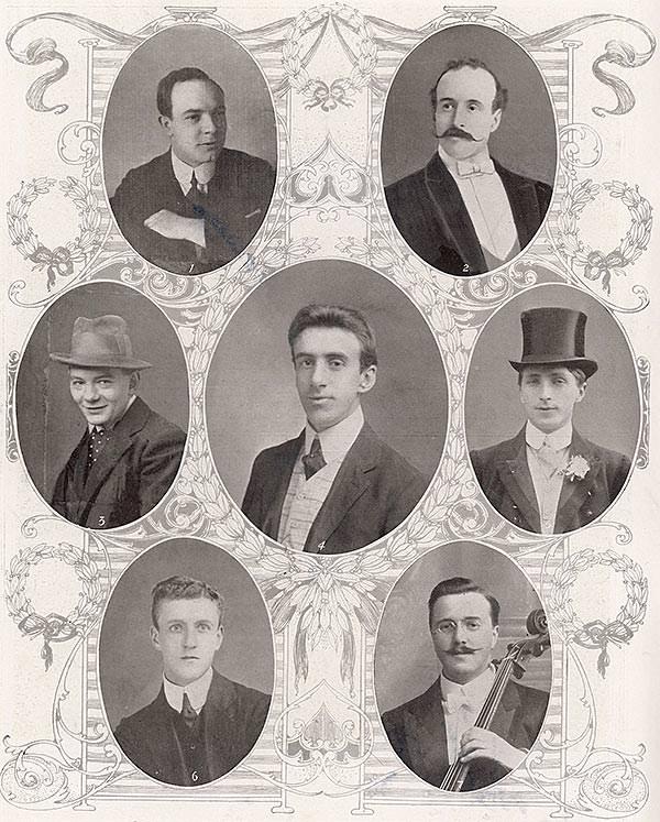 Afiche conmemorativo | Wikimedia Commons