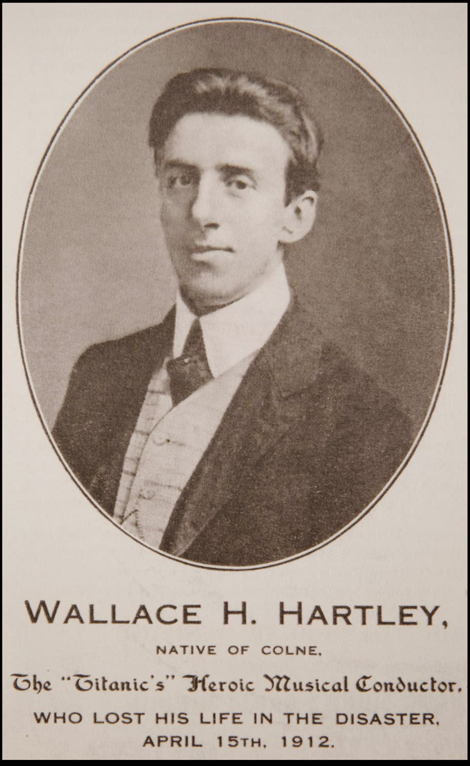 Wallace Hartley | Wikimedia Commons