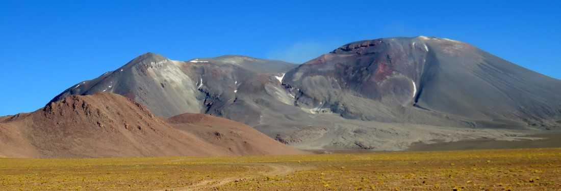 Panorámica Volcán Láscar | Sernageomin