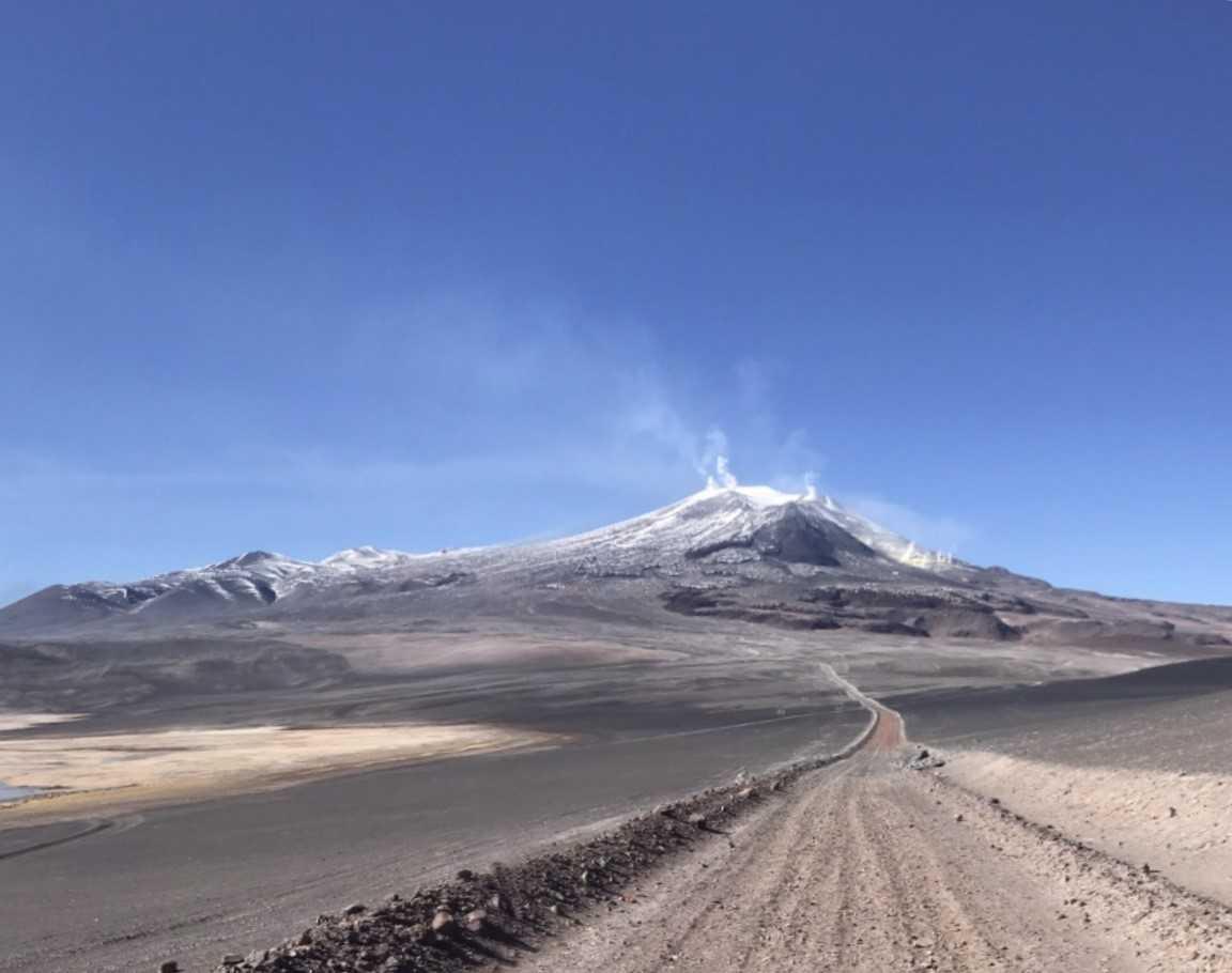 Volcán Lastarria